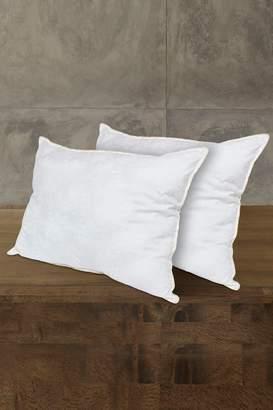 Rio Home Downton Abbey Victoria Pillow - Set of 2 - White