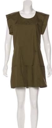 Malia Mills Sleeveless Mini Dress