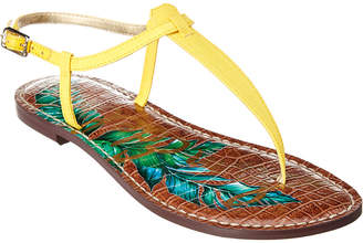 Sam Edelman Gigi Leather Sandal