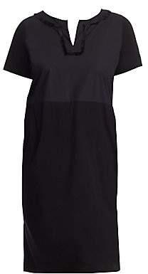 Marina Rinaldi Marina Rinaldi, Plus Size Marina Rinaldi, Plus Size Women's Black Jersey Dress