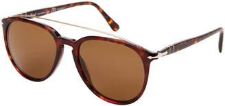 Persol PO3159 Polarized Aviator Sunglasses