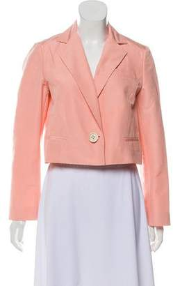 RED Valentino Cropped Casual Jacket