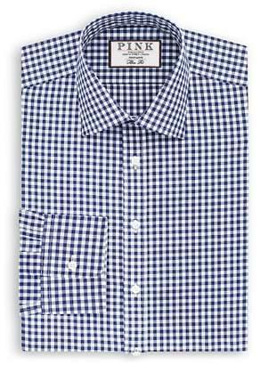 Thomas Pink Summers Check Dress Shirt - Bloomingdale's Regular Fit