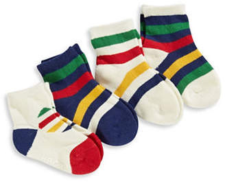 HBC HUDSON'S BAY COMPANY Baby Socks- Pack of Three