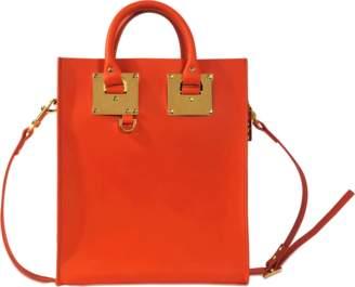 Sophie Hulme Mini Albion Tote bag $790 thestylecure.com