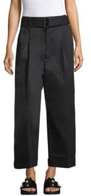 Marc Jacobs Belted Wide Leg Pants
