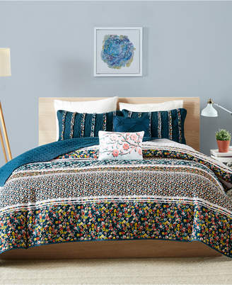 Intelligent Design Fleur 4-Pc. Twin/Twin Xl Coverlet Set Bedding