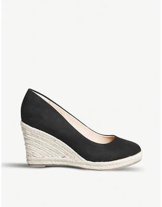 Office Marbella espadrille wedge sandals