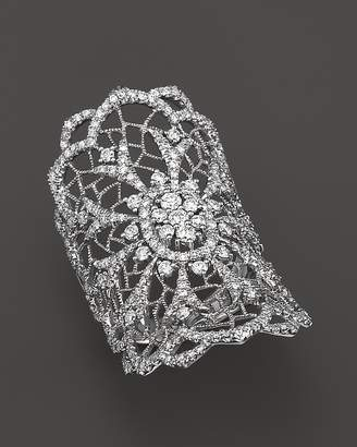 Bloomingdale's Diamond Statement Ring in 14K White Gold, 1.50 ct. t.w.