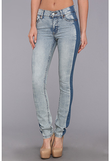 Cheap Monday Tight Jean in Enlarged Blue