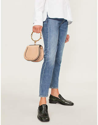 Citizens of Humanity Liya high-rise faded boyfriend jeans