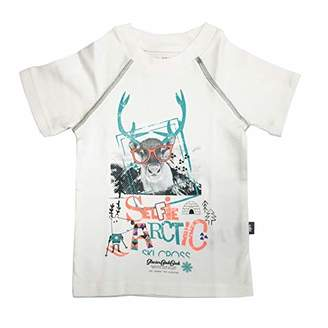 Camilla And Marc Artic Selfie Short Sleeve Boy's T-Shirt Boy – Size 6/8 Years (116/128 cm)