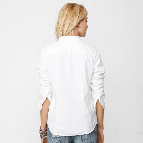 Denim & Supply Ralph Lauren Long-Sleeved Tomboy Shirt