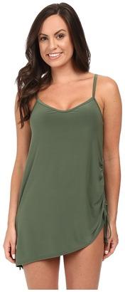 Magicsuit - Solid Brynn One-Piece Swimdress Women's Dress $172 thestylecure.com