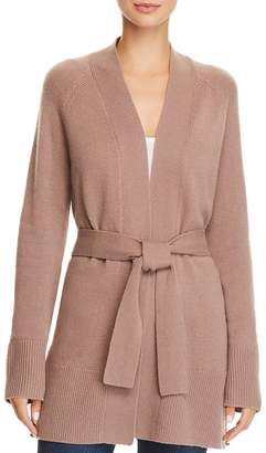 Theory Malinka Belted Cashmere Cardigan - 100% Exclusive