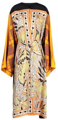 Dries Van Noten Overcoat