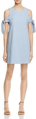 Lush Cold-Shoulder Dress $68 thestylecure.com