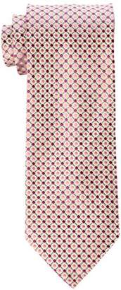 Geoffrey Beene Men's big-tall Big-tall All Day Neat Extra Long Tie