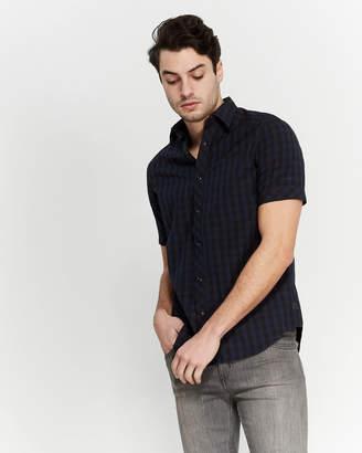 G Star Raw Landon Checkered Shirt