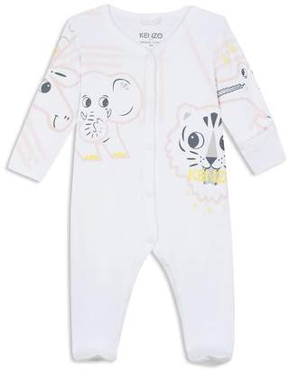 Kenzo Girls' Tiger Footie Pajamas - Baby
