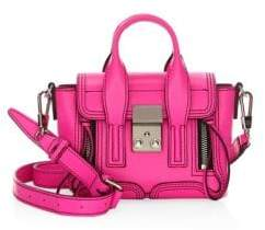 3.1 Phillip Lim Pashli Nano Leather Satchel