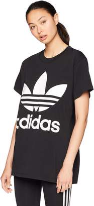 adidas Women's Originals Big Trefoil Logo Tee