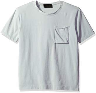 Marc Stone Men's T-Shirt with Flap Pocket