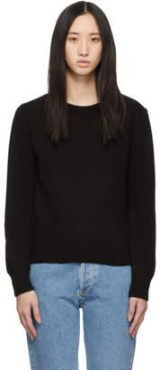 A.P.C. Black Lauren Sweater