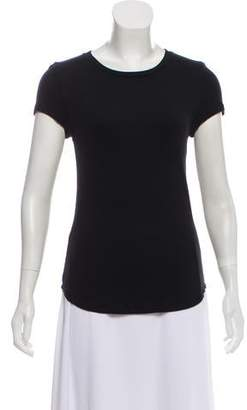 Rebecca Minkoff Crew Neck Knit Top