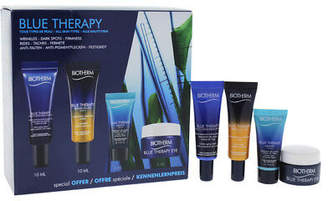 Biotherm Blue Therapy Kit 0.16oz Blue Therapy Night, 0.16oz Blue Therapy Eye,