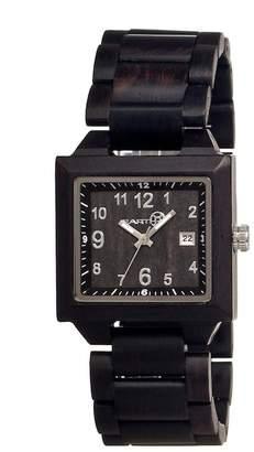Earth Wood Culm Quartz Bracelet Watch, 39mm