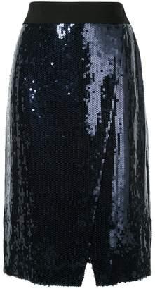 Victoria Beckham Victoria wrap skirt
