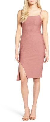 Women's Leith Bandage Body-Con Dress $59 thestylecure.com