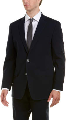 Brooks Brothers Regent Fit Suit With Flat Front Pant