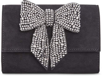 INC International Concepts I.n.c. Maraa Rhinestone Bow Clutch, Created for Macy's
