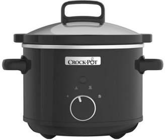 Crock Pot Crock-Pot Slow Cooker Black 2.4L