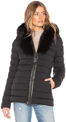 Mackage Kadalina Jacket With Fur Collar