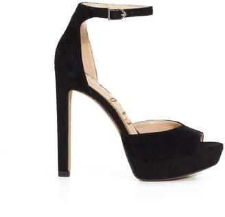 585c633ef8a Sam Edelman Black Platform Sandals For Women - ShopStyle Canada