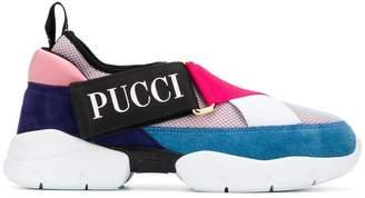 Emilio Pucci City Cross sneakers