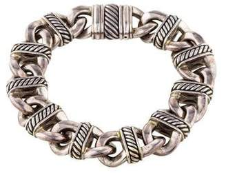 David Yurman Cable Curb Link Bracelet