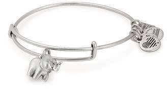 Alex and Ani Elephant Bangle -Friends of JaclynFoundation