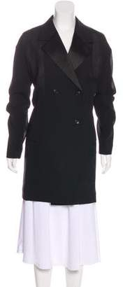 Celine Wool Short Coat