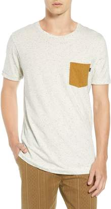 Scotch & Soda Nep Jersey Pocket T-Shirt