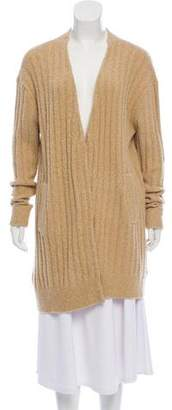MICHAEL Michael Kors Long Sleeve Knit Cardigan