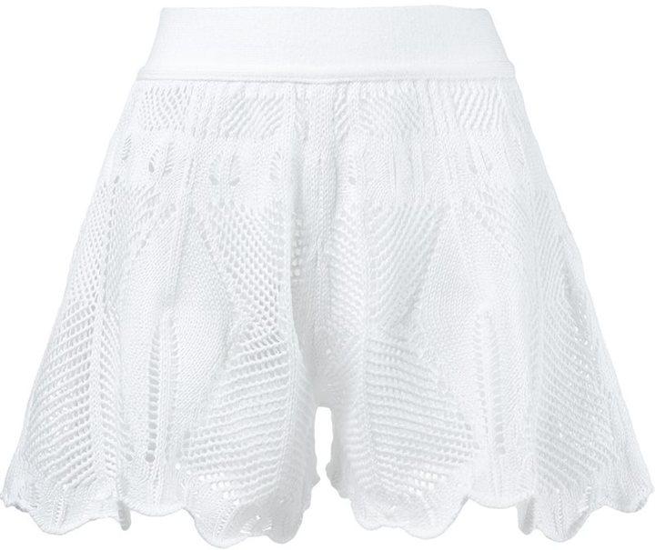 Cecilia PradoCecilia Prado knit shorts