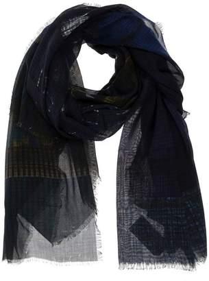 Pierre Louis Mascia Pierre-Louis Mascia plaid scarf