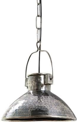 Emac & Lawton Ashton Hanging Lamp Antique Silver