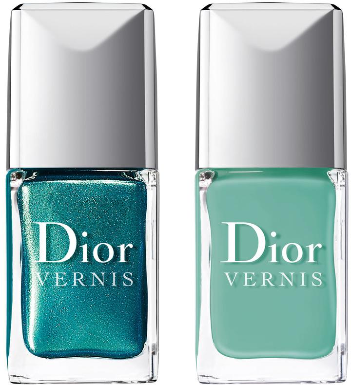 Christian Dior Summer Look 2013 Vernis Mini Nail Polish Duo