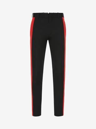Alexander McQueen Stripe Pants