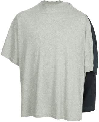 Y/Project Y / Project ダブル Tシャツ